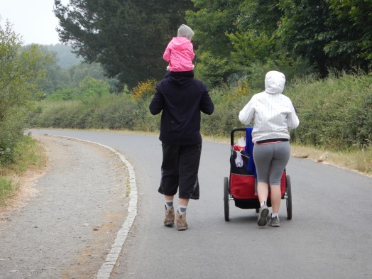 For some The Camino is a family adventure.